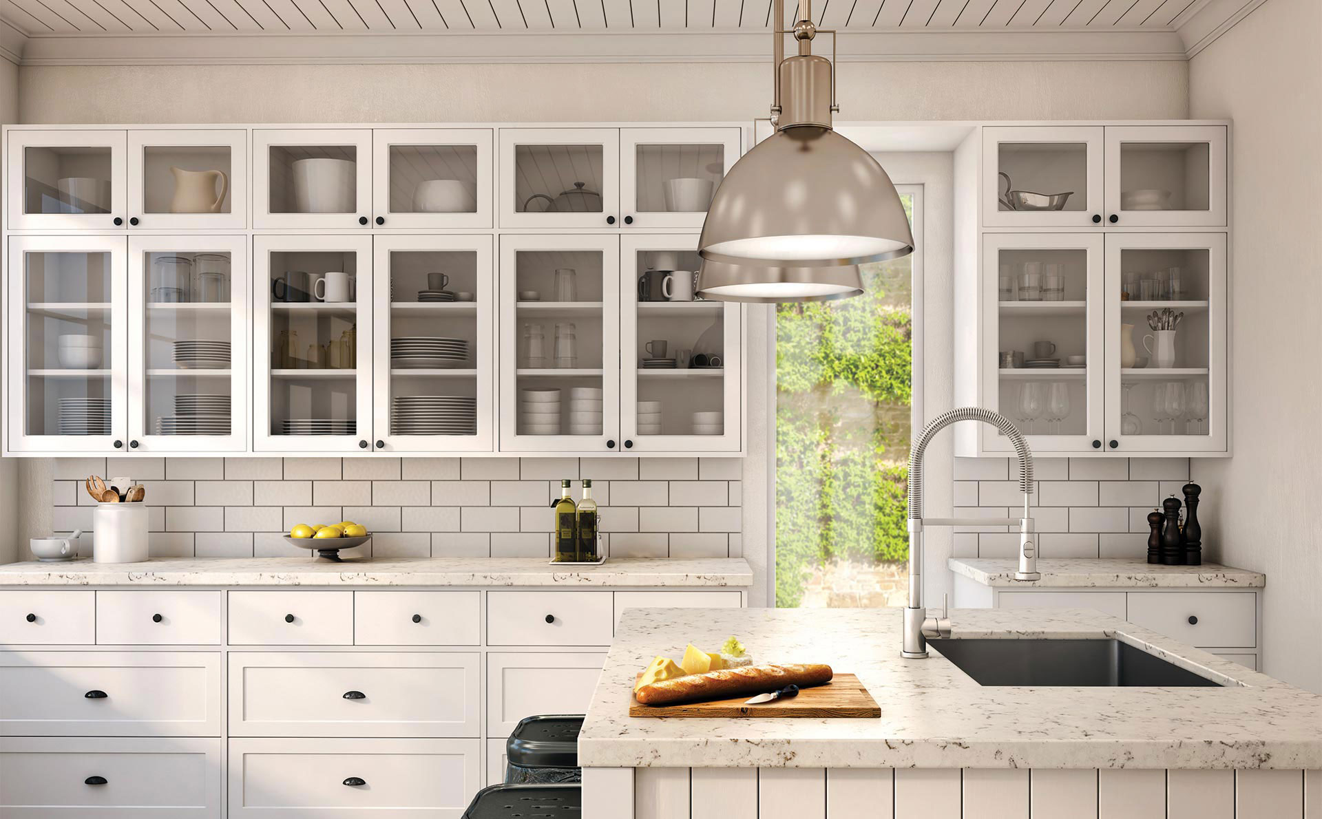 Range of Kitchen Door Styles