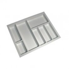 Cutlery Tray Suit 700mm Wide Drawer (White)