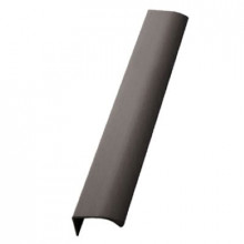 Furnipart Edge Straight - 350mm Long - Antique Bronze