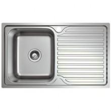 Platinum Sink - Single Bowl - Left Hand Bowl