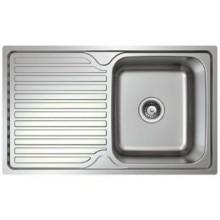 Platinum Sink - Single Bowl - No Tap Hole