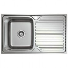 Platinum Sink - Single Bowl - Left Hand Bowl