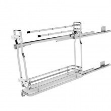 SIGE Pull Out Towel Rail 150mm