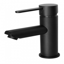 Tronto Basin Mixer - Matt Black