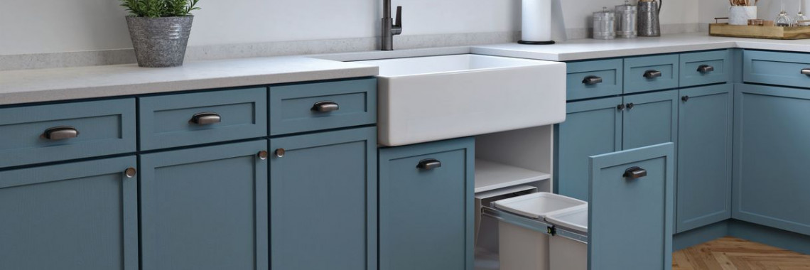 5 Reasons to get a Pull Out Bin for your Kitchen