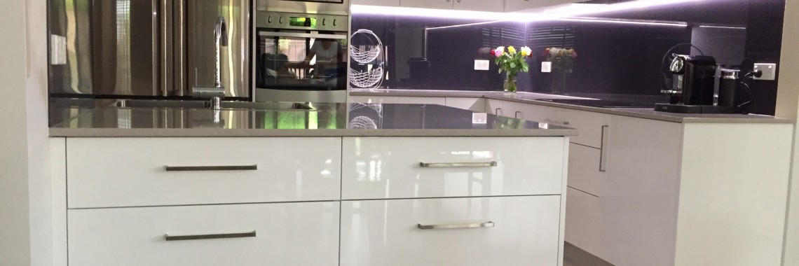 Brushed Stainless Steel Kitchen Kickboards