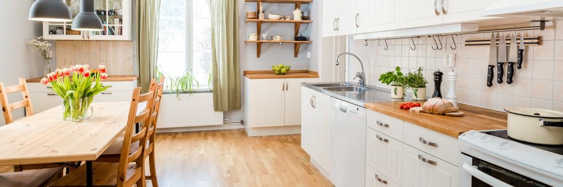 Floor With Kitchen Cupboard Doors