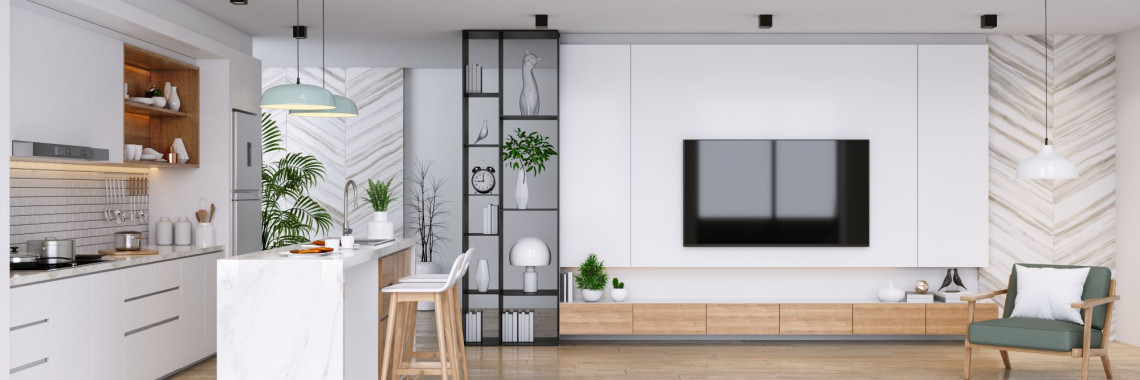 Replacement Kitchen Cabinet Doors - how they can boost the value of your home