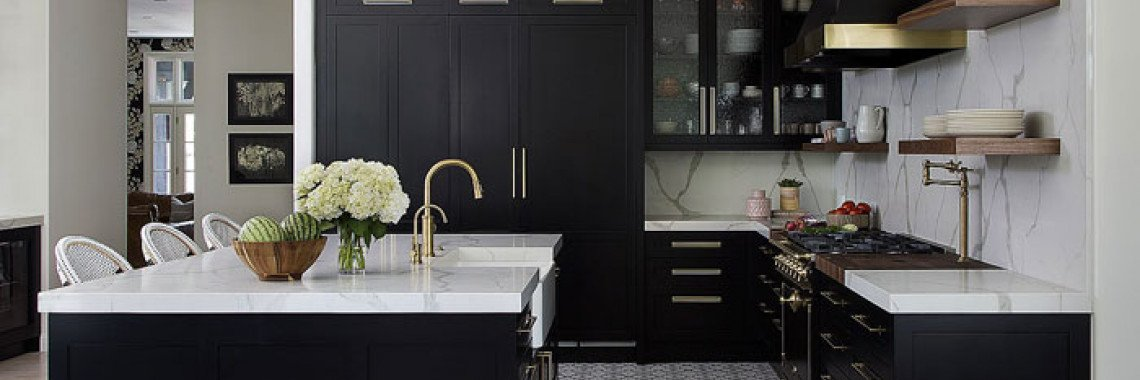 4 things to consider when replacing Kitchen Cabinet Doors