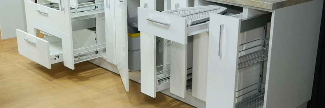 Kitchen Pull Out Bins