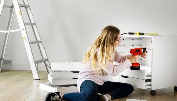 10 steps for installing Ikea Kitchen Cabinets