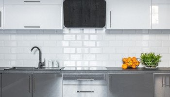 How to Clean Stainless Steel Kitchen Kickboards