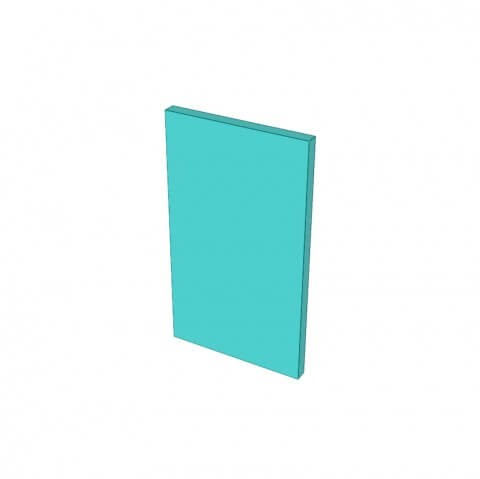 Painted 32mm Thick Panel