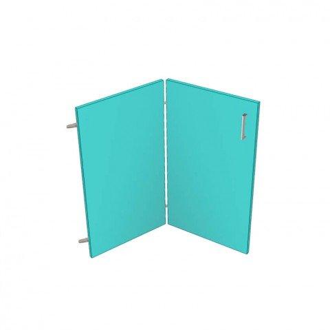 Polytec ABS Edged Melamine Corner Doors