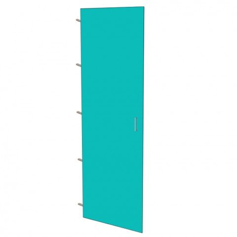 Raw MDF Pantry Door Large