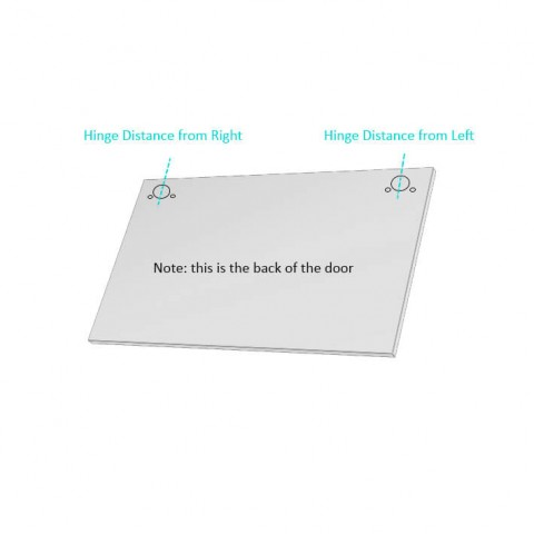 How To Order Laminex ABS Edged Lift Up Door