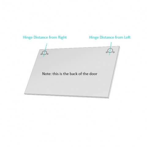 How To Order Raw MDF Lift Up Door