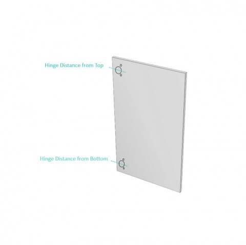 How To Order Stylelite® Acrylic Door