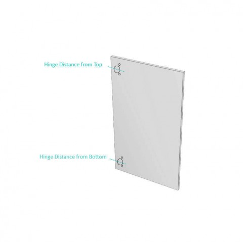 How to order Polytec ABS Edged Door