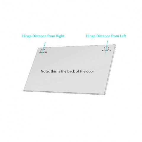 How To Order Polytec ABS Edged Lift Up Door