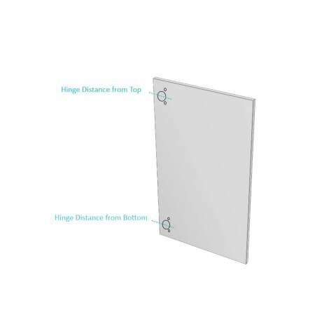 How To Order Raw MDF  Door