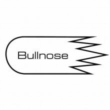 Full Bullnose - Painted