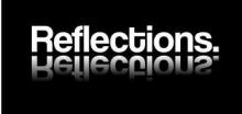 Reflections Splashback - 2100mm x 748mm