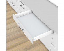 Blum - 84mm Std - Tip On Runners - 450mm