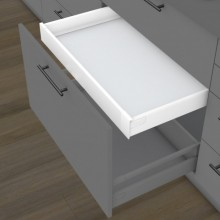 Finista Internal Drawer - 96mm Std - 400mm